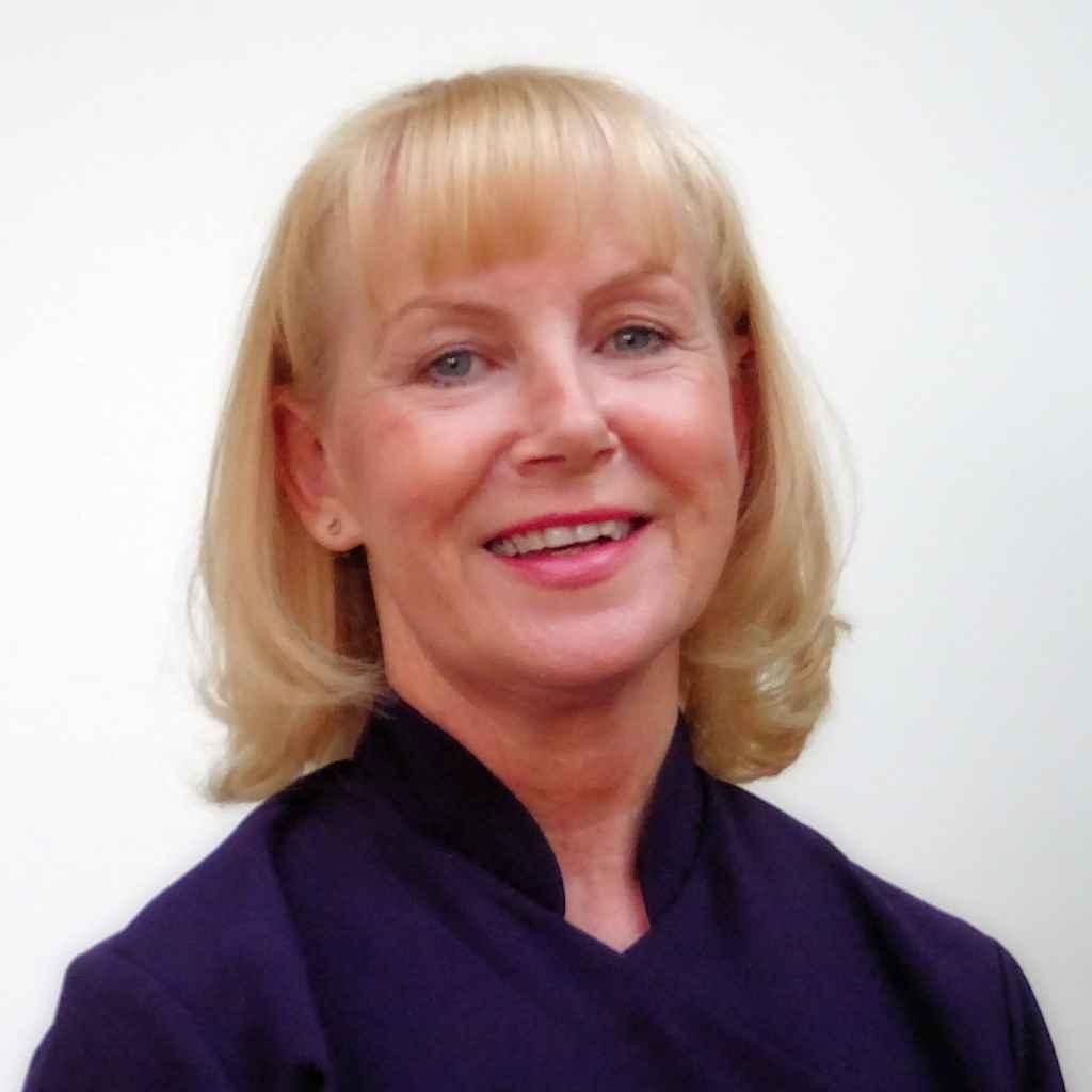 Photograph of Angela Macaulay